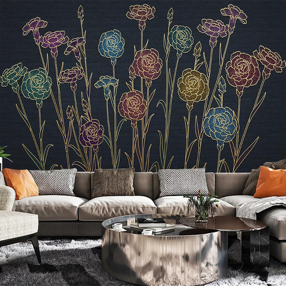 custom-mural-wallpaper-papier-peint-papel-de-parede-wall-decor-ideas-for-bedroom-living-room-dining-room-wallcovering-Modern-Floral-Relief-Self-adhesive-Waterproof-Wallpaper-Murals-Wall-Decals