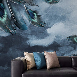 custom-3d-photo-wallpaper-blue-peacock-feather-art-wall-painting-living-room-bedroom-study-room-background-wall-decoration-mural-papier-peint