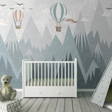 custom-mural-wallpaper-papier-peint-papel-de-parede-wall-decor-ideas-for-bedroom-living-room-dining-room-wallcovering-cartoon-balloon-geometric-mountain-kids-wallpaper