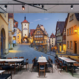 custom-3d-photo-wallpaper-european-building-italy-town-street-landscape-painting-wall-murals-non-woven-straw-textured-wallpaper
