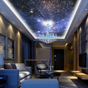 custom-wallpaper-wallcovering-ceiling-mural-planet-star-universe