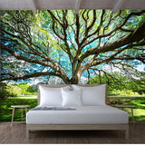 custom-3d-photo-wallpaper-towering-tree-green-landscape-living-room-sofa-bedroom-tv-background-wall-covering-mural-3d-wallpaper