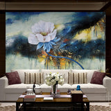 custom-mural-wallpaper-papier-peint-papel-de-parede-wall-decor-ideas-for-bedroom-living-room-dining-room-wallcovering-Retro-Abstract-Peony-Flower-Oil-Painting-Canvas-Wallpaper