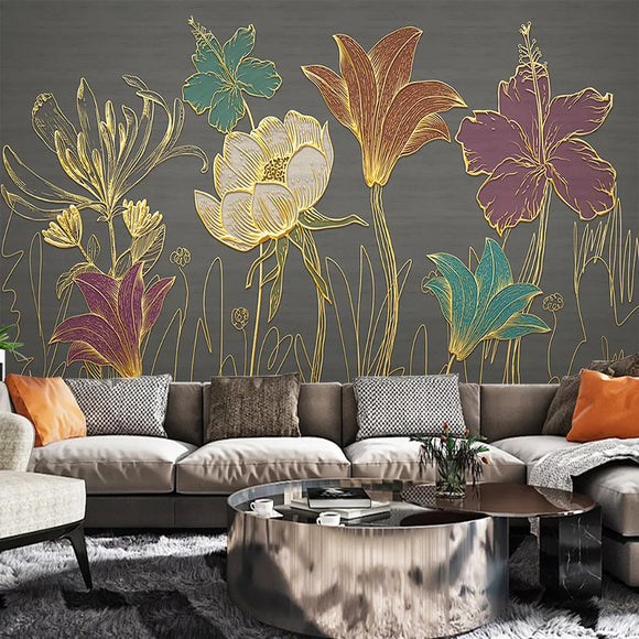 custom-3d-wall-murals-wallpaper-luxury-golden-embossed-flower-leaves-modern-living-room-dining-room-background-photo-wall-paper-papier-peint