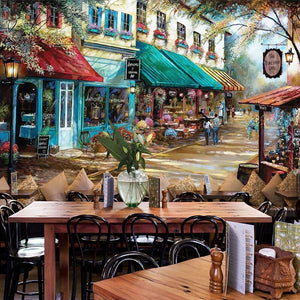 custom-3d-wallpaper-retro-hand-painted-european-style-street-corner-building-restaurant-cafe-mural-background-wall-decor-fresco-papier-peint