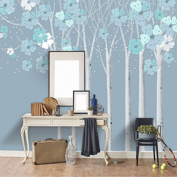 custom-any-size-3d-wallpaper-mural-modern-cherry-tree-retro-fresco-living-room-bedroom-home-decor-non-woven-waterproof-wallpaper