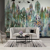 custom-any-size-mural-photo-wallpaper-3d-tropical-plant-leaf-line-drawing-fresco-living-room-bedroom-home-decor-papel-de-parede-papier-peint