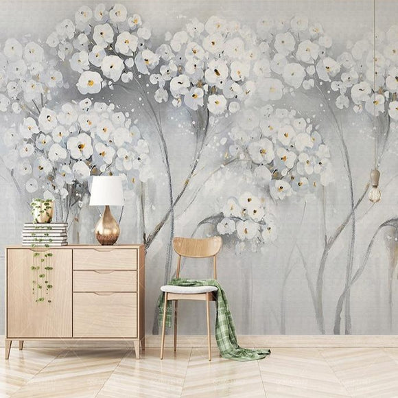 custom-mural-wallpaper-papier-peint-papel-de-parede-wall-decor-ideas-for-bedroom-living-room-dining-room-wallcovering-Modern-Beautiful-Flowers-Oil-Painting