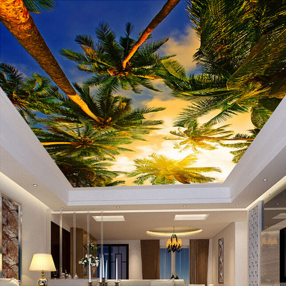 custom-any-size-sunset-coconut-photo-wallpaper-living-room-bedroom-ceiling-mural-wallpaper-wall-covering-roll-papel-de-parede-3d