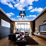 ceiling-mural-blue-cloud-sky