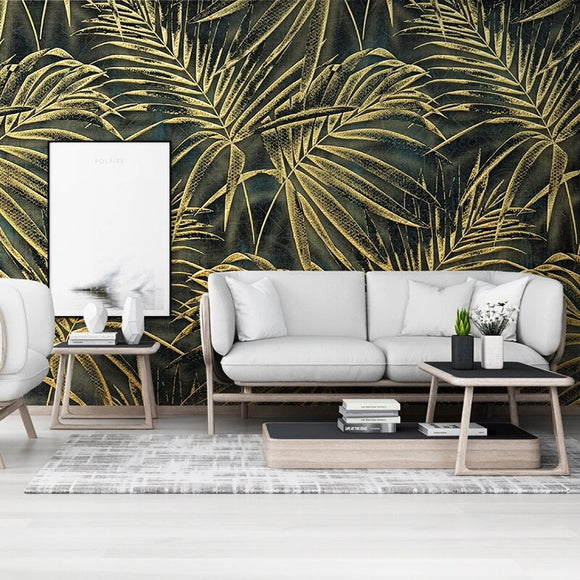 custom-mural-modern-3d-golden-leaf-background-wall-painting-dining-room-living-room-sofa-tv-backdrop-wallpaper-murals-waterproof-papier-peint