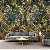 custom-mural-modern-3d-golden-leaf-background-wall-painting-dining-room-living-room-sofa-tv-backdrop-wallpaper-murals-waterproof-papier-peint-self-adhesive