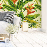 custom-mural-wallpaper-tropical-plants-seamless-wallpaper-wallpaper-non-woven-living-room-bedroom-background-wallpaper-mural