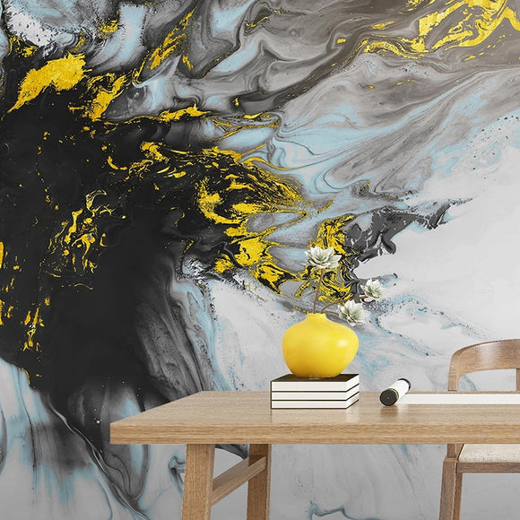 custom-photo-3d-abstract-ink-golden-art-mural-study-living-room-sofa-tv-background-waterproof-canvas-wallpaper-wall-painting-papier-peint