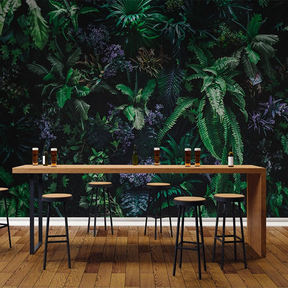 custom-photo-mural-3d-tropical-rainforest-green-plant-leaves-wall-painting-wallpaper-for-living-room-bedroom-home-decoration-papier-peint