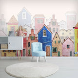 custom-photo-wall-mural-wallpaper-for-kids-room-city-building-cartoon-hand-painted-house-bedroom-wall-decoration-papel-de-parede-papier-peint-nursery