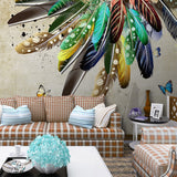 custom-photo-wallpaper-colorful-feather-butterfly-large-murals-creative-bedroom-living-room-background-wall-painting-home-decor