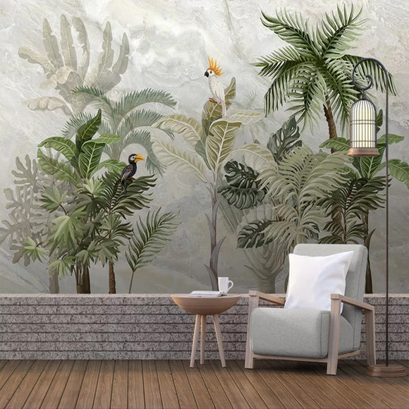 custom-photo-wallpaper-for-walls-3-d-european-style-marble-pattern-hand-painted-plant-leaf-living-room-background-wall-painting-papier-peint