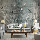 custom-photo-wallpaper-modern-forest-branch-bird-tree-retro-mural-living-room-tv-sofa-bedroom-background-wall-papel-de-parede-3d-papier-peint
