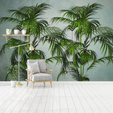 custom-mural-wallpaper-papier-peint-papel-de-parede-wall-decor-ideas-for-bedroom-living-room-dining-room-wallcovering-tropical-Green-Plant-Banana-Leaf