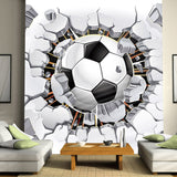 Creative-Wallpaper-Soccer-Sport-3D