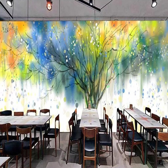 custom-wallpaper-3d-colorful-hand-painted-abstract-tree-murals-restaurant-cafe-bar-art-wall-papers-for-walls-3-d-papel-de-parede-papier