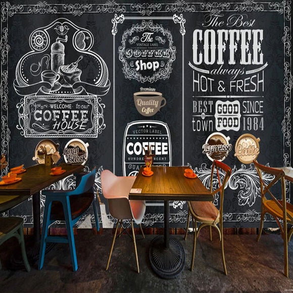 custom-wallpaper-3d-retro-nostalgia-hand-painted-blackboard-coffee-shop-restaurant-background-wall-decor-papel-de-parede-fresco