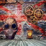 Creative-Wallpaper-european-nostalgic-graffiti