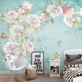 custom-mural-wallpaper-3d-living-room-bedroom-home-decor-wall-painting-papel-de-parede-papier-peint-nordic-hand-painted-small-fresh-flowers-and-plants-floral