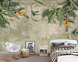 custom-mural-wallpaper-3d-living-room-bedroom-home-decor-wall-painting-papel-de-parede-papier-peint-nordic-tropical-forest-geometric