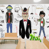 customized-any-size-3d-wall-mural-wallpaper-modern-abstract-painting-animal-clothing-store-coffee-shop-backdrop-decor-wallpaper