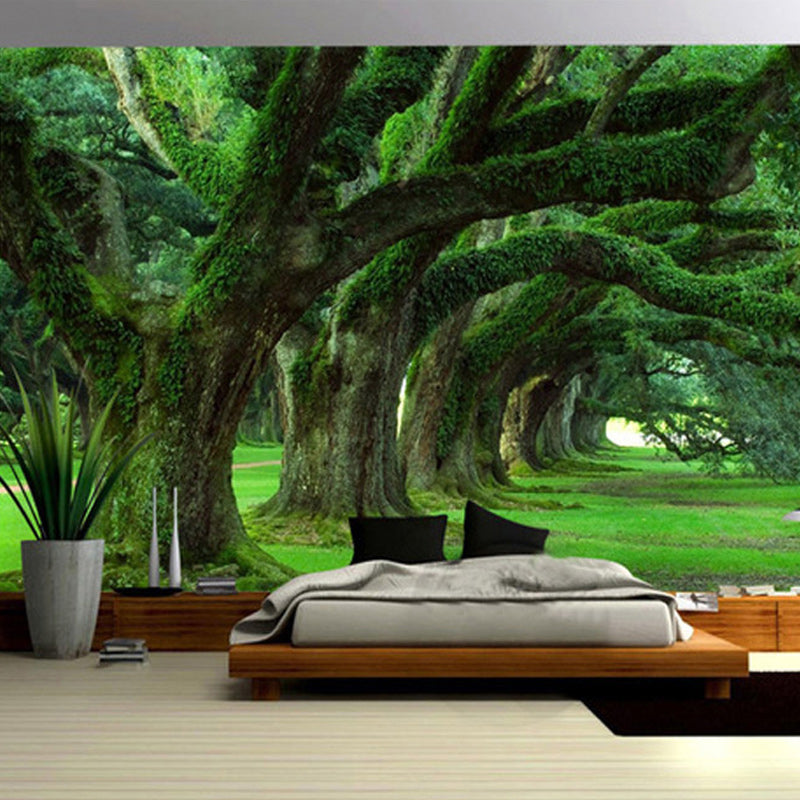 Customized Any Size Wallpaper 3D Modern Natural Landscape Design Forest Mural Bedroom Living Room TV Sofa a3516aca 4190 46de 9835