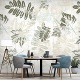 custom-size-wall-mural-3d-wallcovering-decorative-wallpaper-black-and-white-trees-forest-scene-background-wall-painting-leaves-plants