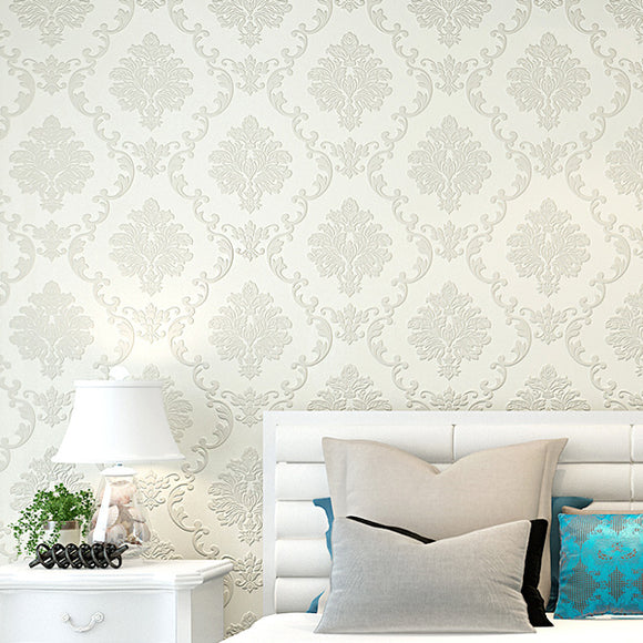 European-Style-3D-Embossed-Floral-Luxury-Damask-Wallpaper-wallcovering