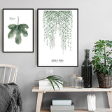 green-plant-turtle-leaf-cuadros-nordic-poster-wall-pictures-for-living-room-wall-art-canvas-painting-posters-and-prints-unframed