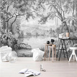 black-and-white-trees-forest-custom-wallpaper-3d-mural-study-living-room-sofa-tv-background-waterproof-canvas-wallpaper-wall-painting-papier-peint-wallcovering