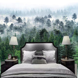 custom-photo-3d-wallpaper-mural-nordic-foggy-mountain-pine-forest-living-room-sofa-decoration-background-wall-papier-peint