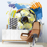 modern-fashion-hand-painted-graffiti-football-wallpaper-custom-mural-non-woven-interior-wall-decoration-art-wall-painting-soccer