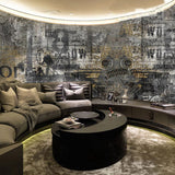 Custom-wall-mural-wallcovering-Creative-Wallpaper-modern-Street-Graffiti