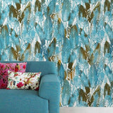 nordic-tropical-banana-leaf-jungle-nature-vinyl-wallpaper-background-wall-pvc-floral-wall-paper-blue-green-waterproof-papier-peint