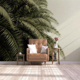custom-size-wall-mural-nordic-modern-simple-style-of-tropical-plants-palm-leaves-background-wall-painting-decorative-painting
