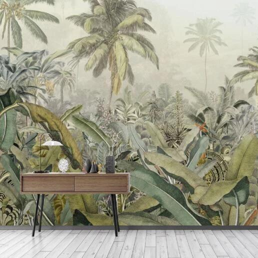 paint-tropical-rainforest-leaf-plant-wallpaper-mural-for-living-room-sofa-backaground-3d-photo-mural-3d-wall-mural-wall-paper-papier-peint