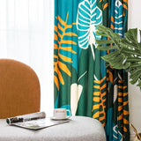 custom-window-treatment-creative-curtains-for-bedroom-green-window-curtain-living-room-leaves-printed-drapes-thick-chenille-blinds-nordic-window-covering