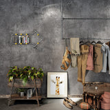 retro-nostalgic-cement-gray-pvc-exfoliator-waterproof-wallpaper-restaurant-clothing-store-wallpaper-living-room-papel-de-parede