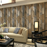 wood-grain-effect-wallpaper-wallcovering-free-shipping