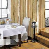 wood-grain-effect-wallpaper-wallcovering-home-improvement-living-room
