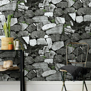 faux-brick-stone-wallpaper-wallcovering-home-improvement