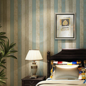 wood-grain-effect-wallpaper-vintage-retro-wallcovering-home-improvement-living-room