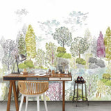 colorful-trees-forest-custom-wallpaper-3d-mural-study-living-room-sofa-tv-background-waterproof-canvas-wallpaper-wall-painting-papier-peint-wallcovering