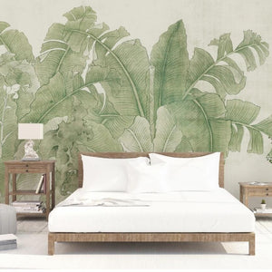 custom-mural-wallpaper-3d-living-room-bedroom-home-decor-wall-painting-papel-de-parede-papier-peint-banana-leaf-retro-tropical